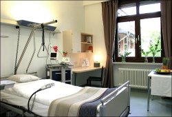 Patientenzimmer Brustreduktion Kassel
